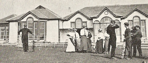 History of the Golf House Club