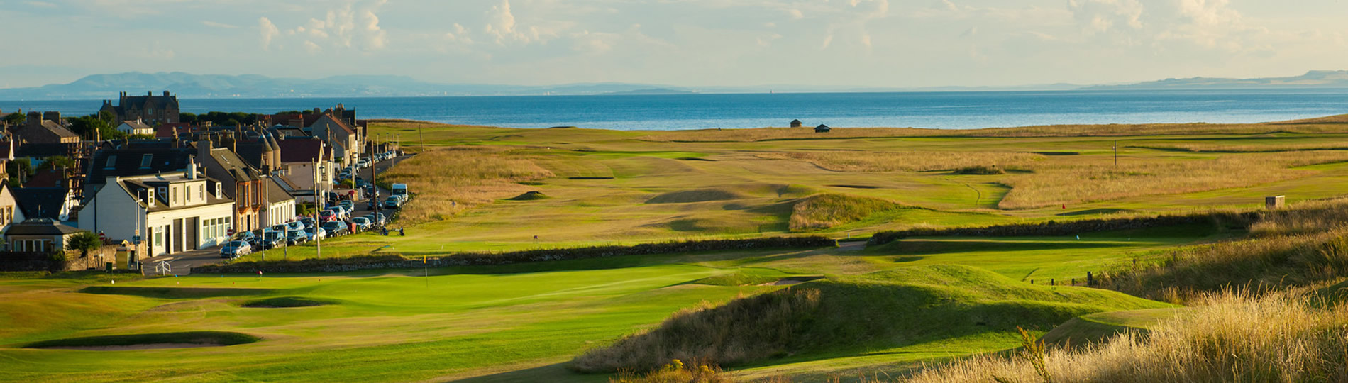 Course Information | Golf House Club Elie, Fife